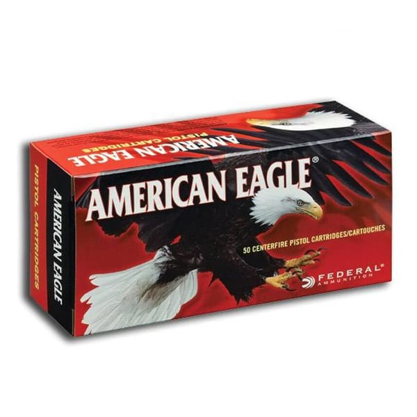 Federal American Eagle Ammunition .32 ACP 71 Grain Full Metal Jacket .32 ACP