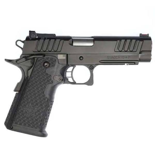 STI 2020 Staccato-P 9mm 4.45″ Handgun Firearms