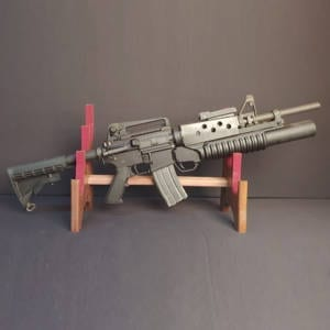 Pre-Owned – Colt M4 Match Target 5.56 NATO Rifle w/ Flare Launcher Firearms