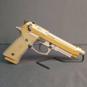 Pre-Owned – Beretta M9A3 9mm Semi 5.25″ Handgun Firearms