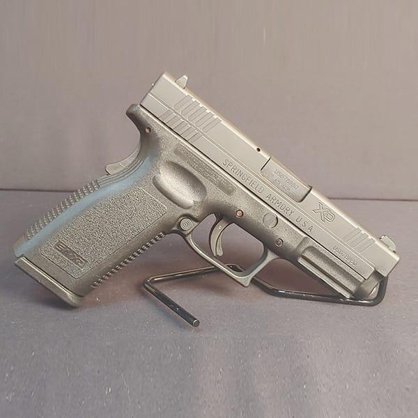 Pre-Owned – Springfield XD-.45 ACP 4″ Handgun Firearms