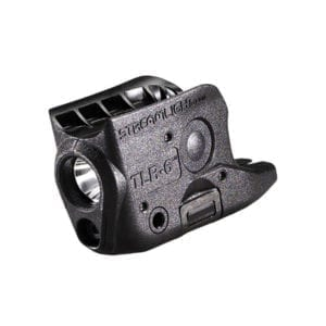 Streamlight TLR-6 Subcompact, GLK42/43 Tactical Light w/Red Laser Firearm Accessories