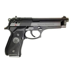 Beretta 92FS 9mm Semi-Auto 4.9″ Handgun Firearms