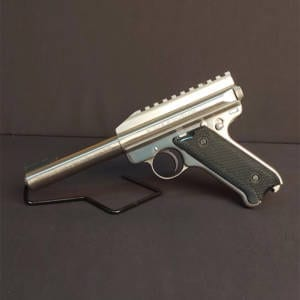 Pre-Owned – Ruger Target Mark II .22 LR 5.5″ Handgun Firearms