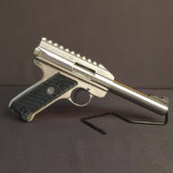 Pre-Owned – Ruger Target Mark II .22 LR 5.5″ Handgun Firearms