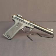 Pre-Owned – Ruger 22/45 Target Mark III .22 LR 5.5″ Handgun Firearms
