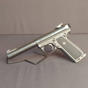 Pre-Owned – Ruger 22/45 Target Mark III .22 LR 5.5″ Handgun Firearms