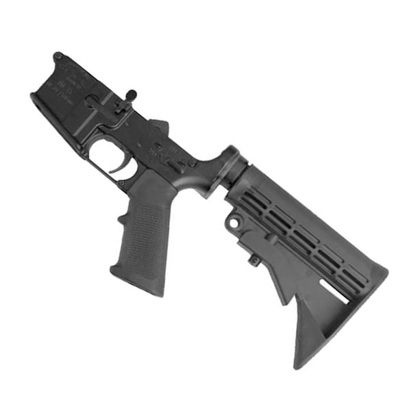 Anderson AR-15 Complete Lower Receiver Firearm Accessories