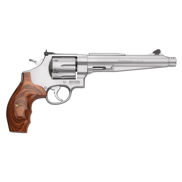 S&W Performance Center 629 Single/Double Action 44 Mag. 7.5″ Revolver Firearms