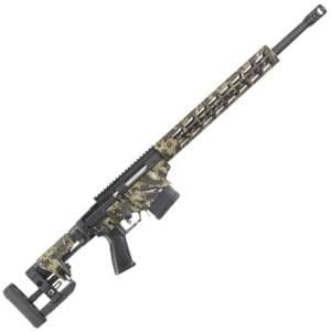 Ruger Precision 6.5 Creedmoor 24″ Camo Rifle Firearms