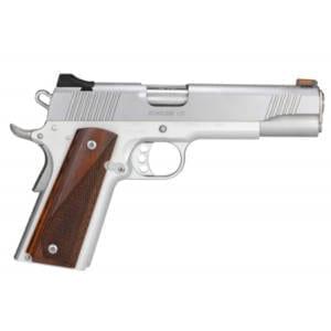 Kimber 1911 Stainless LW 9mm 5″ BBL Handgun Firearms