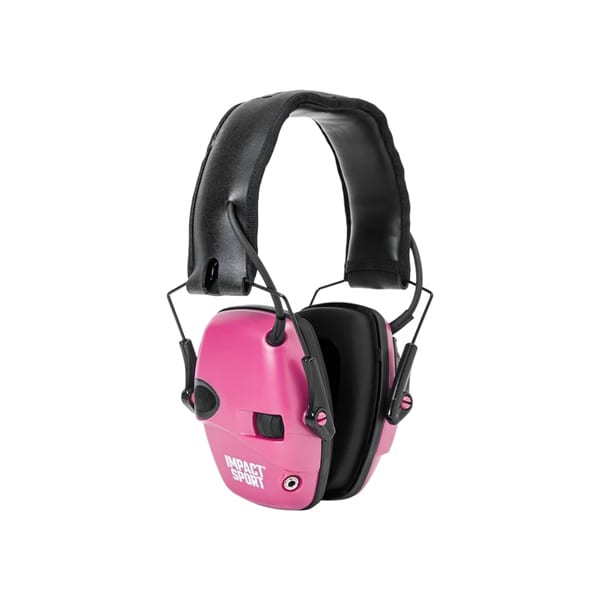 HL IMPACT SPORT EARMUFF PINK Eye & Ear Protection