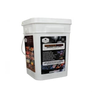 Wise Foods Prepper Pack Emergency Food Bucket Camping Gear