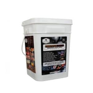 Wise Foods Prepper Pack Emergency Food Bucket Camping Essentials