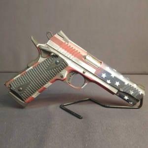 Pre-Owned – Citadel M1911 A1-FS 9mm 4.8″ Handgun Firearms