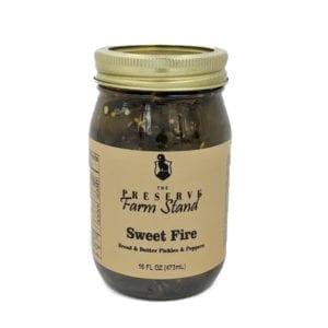 Sweet Fire 16oz Preserve Farm Stand