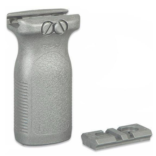 Magpul MOE RVG Rail Vertical Grip AR-15 Picatinny Rail Connection Grey Firearm Accessories
