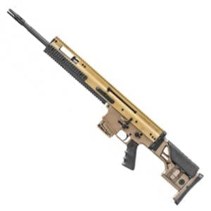 FN Scar 20S Flat Dark Earth .308 Win 20″ Rifle Firearms