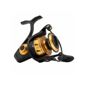 Penn SSVI3500 Spinfisher VI 3500, 5,6:1 Spinning Reel Combos