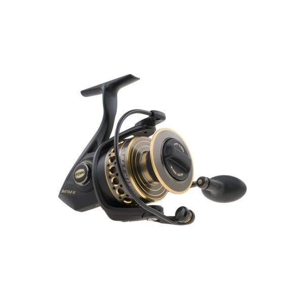 Penn Battle II 6000, 5,6:1 Spinning Reel Fishing
