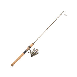 Shakespeare WILDTRVL664M30, 6'6 Wild Series Spinning Combo Combos