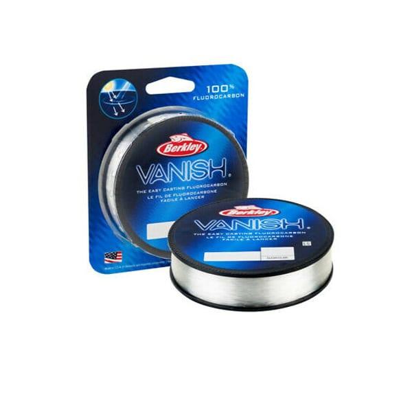 Berkley VNFS6-15, 250yd Vanish Fluorocarbon Line Clear Accessories