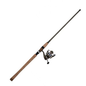 Shakespeare WILDWYE661M30, 6'6″ Wild Series Walleye Combo Combos
