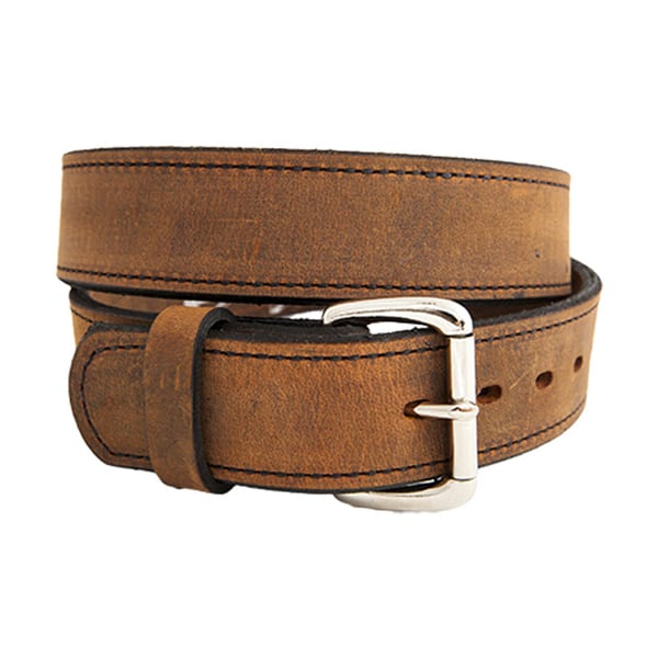 Versacarry Double Ply 42″ Belt – Distressed Brown Belts