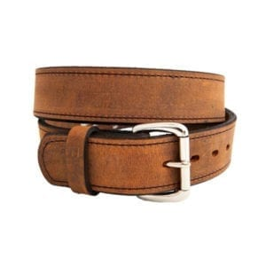 Versacarry Double Ply 36″ x 1.5″ Belt Water Buffalo Brown Belts