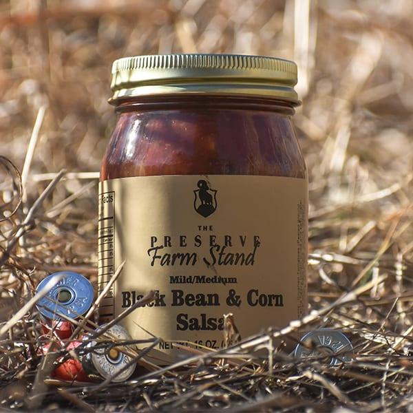Black Bean and Corn Salsa 16oz Preserve Farm Stand