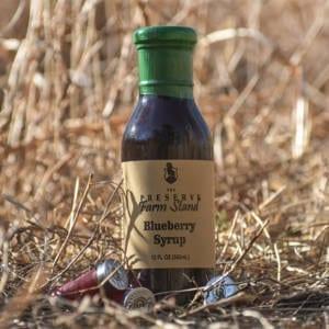 Preserve Farm Stand – Blueberry Syrup 12oz Preserve Farm Stand