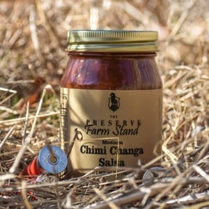 Preserve Farm Stand – Chimi Changa Salsa (Medium-Mild) 16oz Preserve Farm Stand
