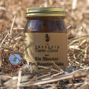 Preserve Farm Stand – 6 Shooter Fire Roasted Salsa Preserve Farm Stand