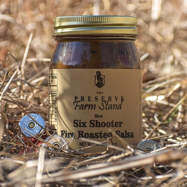 Preserve Farm Stand – 6 Shooter Fire Roasted Salsa 16oz Preserve Farm Stand