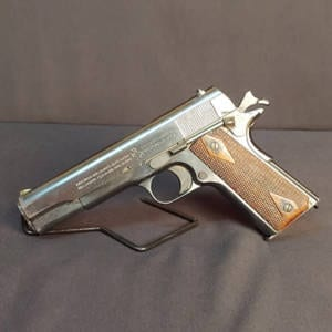 Pre-Owned – 1918 Colt 1911 .45ACP 5″ Handgun Firearms