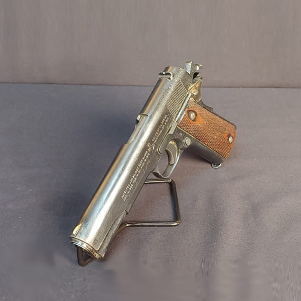 Pre-Owned – 1918 Colt 1911 .45ACP 5″ Handgun Firearms