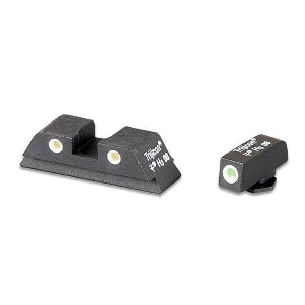 AmeriGlo GL-115 9mm/.40/.357 Classic 3 Dot Tritium Night Sights Firearm Accessories