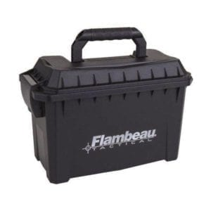 Flambeau Compact Ammo Can 9.75 Ammo Cans & Boxes