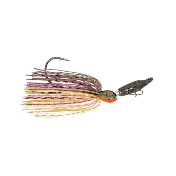 Strike King Thunder Cricket, 1/2oz Vibrating Swim Bluegill Fishing