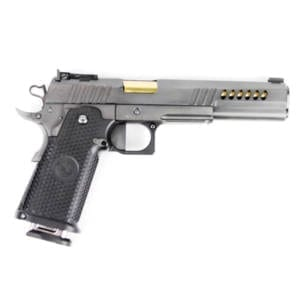 Nighthawk President Double Stack 9mm 6″ Handgun Firearms