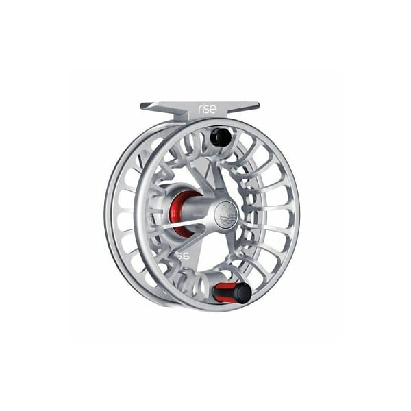 Redington RISE III 7/8 Fly Reel Silver Fishing
