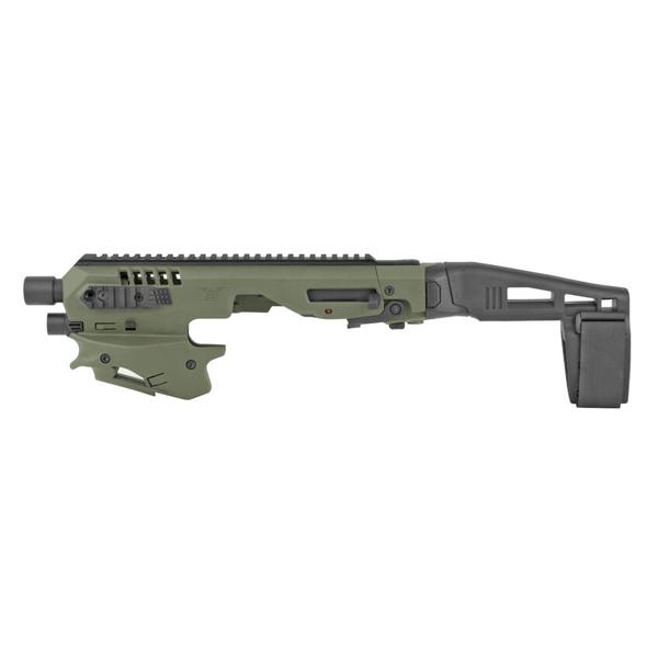 CAA MCK Micro Conversion Kit  Fit GLOCK 17/19/45 Pistol Brace Firearm Accessories