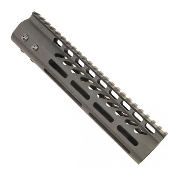Guntec AR-15 Ultra Light, 9″ 7.9oz Handguard Firearm Accessories