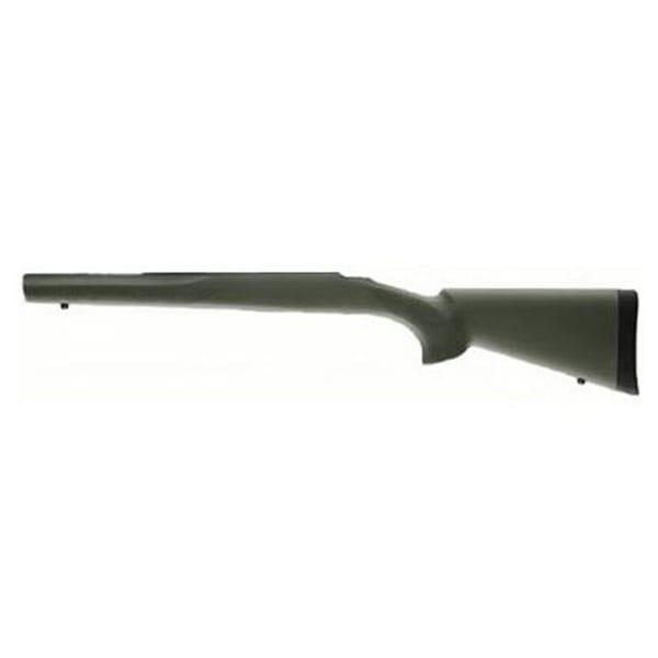 HOGUE Ruger 10/22 Standard Rubber Stock Green Firearm Accessories