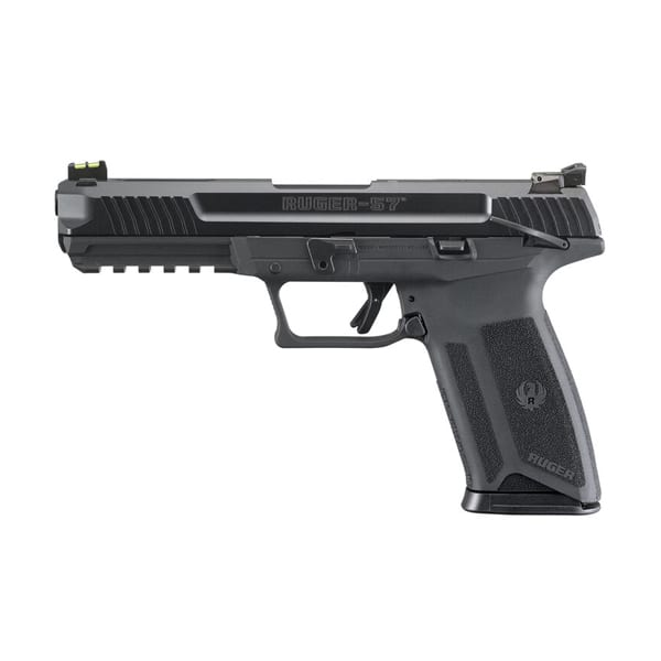 RUGER 57 Semi-Auto 5.7x28mm 4.94″ Pistol Firearms