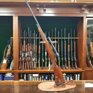 Pre-Owned – Winchester Model 70 .338W Bolt-Action Rifle Bolt Action