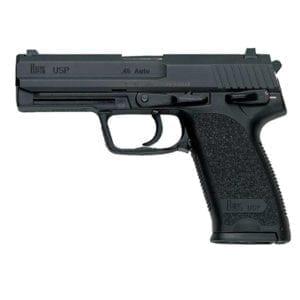 HK USP9 V1 Single/Double 9x19mm 4.25″ Pistol Firearms