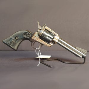 Pre-Owned – Colt New Frontier Single-Action .22LR Revolver Handguns
