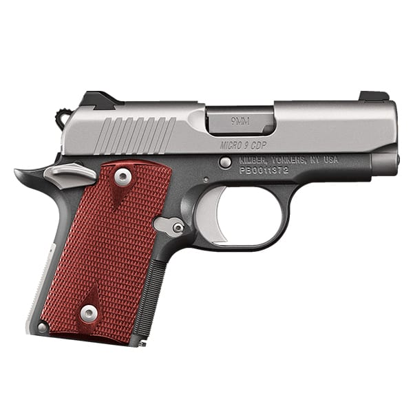 Kimber MICRO9 CDP (NS)/ Firearms