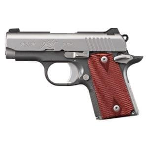 Kimber Micro 9 CDP 3″ 9mm Semi-Automatic Handgun Firearms